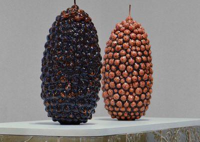 Acorn jars