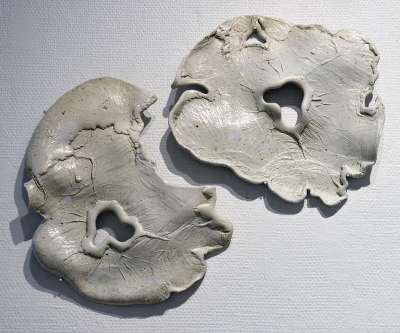 White Porcelain Figures